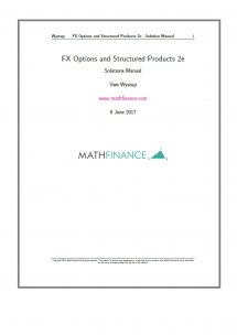 Publications - MathFinance